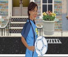Futbol Kızı