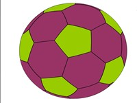 Futbol Topu Boyama