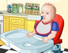 Gerçek Bebek Besleme