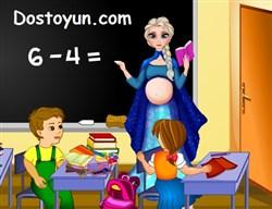 Hamile Elsa Ders Zamanı