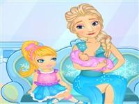 Hamile Elsa Doğum Ameliyatı
