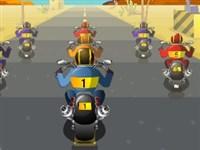 Harley Motor Yarışı