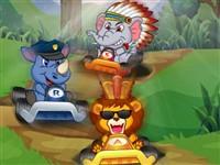 Hayvanlar Araba Yarışı