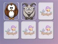 Hayvanlar Hafıza Kartları