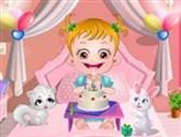 Hazel Bebeğin Doğum Günü