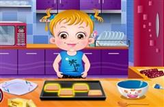 Hazel Bebek Aşçılık Zamanı