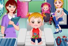 Hazel Bebek Diş Eti Tedavisi