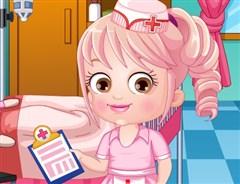 Hazel Bebek Doktor Kıyafetleri
