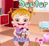 Hazel Bebek Doktor Oluyor