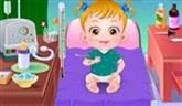 Hazel Bebek Hasta Olmuş