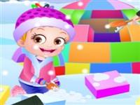 Hazel Bebek Kış Eğlencesi 2