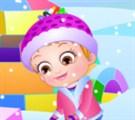 Hazel Bebek Kış Eğlencesi
