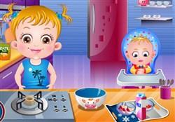 Hazel Bebek Mutfak Eğlencesi