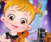 Hazel Bebek Müzik Zamanı