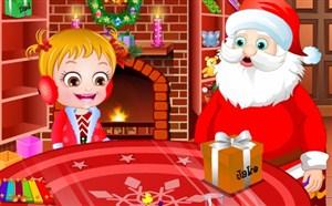 Hazel Bebek Noel Rüyası
