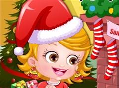 Hazel Bebek Noel Süslemesi