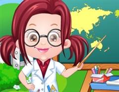 Hazel Bebek Öğretmen Oluyor