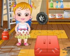 Hazel Bebek Yardım Zamanı