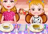 Hazel Bebek Yemek Eğitimi
