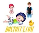 Hazel Bebek Yüzme Macerası