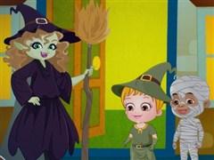 Hazel Cadılar Bayramı Gecesi