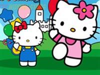 Hello Kitty Gizli Yıldızlar
