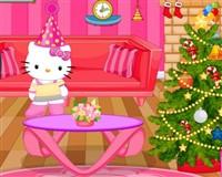 Hello Kitty Yılbaşı Dekorasyonu