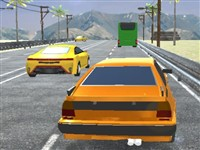 Hızlı Araba Yarışı