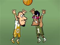 İki Kişilik Basketbol