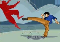 Jackie Chan Dövüş