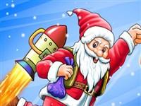 Jet Motorlu Noel Baba