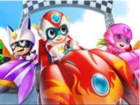 Kahramanlar Go Kart Yarışı