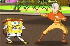 Karateci Sünger Bob