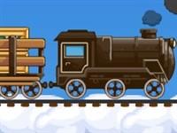 Karlı Havada Tren Taşımacılığı