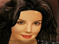 Katie Holmes Makyajı