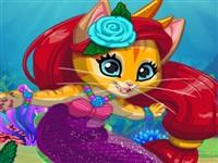 Kedi Deniz Kızı