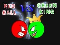 Kırmızı Top vs Yeşil Kral Top
