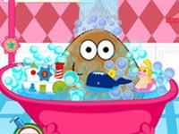 Pou Banyo Vakti
