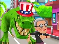 Kızgın Büyükanne Kaçış Miami