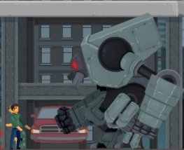 Kızgın Robot