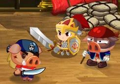Korsan Avcısı Şövalye
