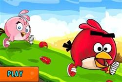Koş Angry Birds Koş
