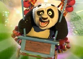 Kung Fu Panda Yarış