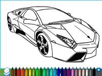 Lamborghini Boyama