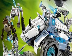 Lego Chima Efsanesi