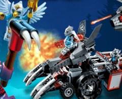 Lego Chima Savaş