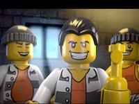 Lego Hapishaneden Kaçış