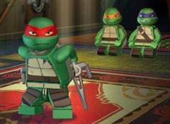 Lego Ninja Kaplumbağalar