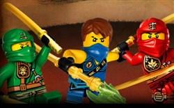 Lego Ninja Savaş