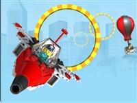 Lego Şehri Akrobasi Uçuşu